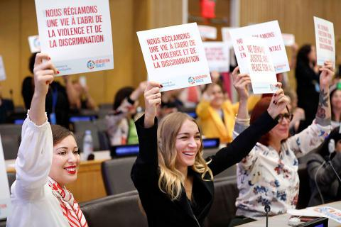 From G7 to Generation Equality, partners galvanize for gender equality actions